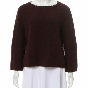 3.1 Phillip Lim Boxy Fluted Sweater Grunge Look